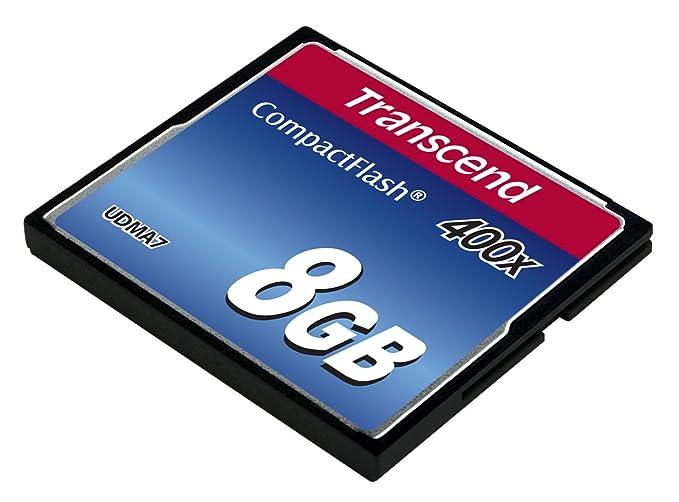 Transcend TS16GCF400 - Tarjeta de Memoria Compact Flash de 16 GB ...