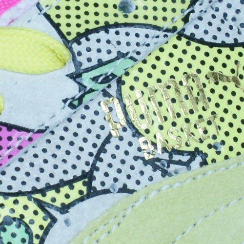 Puma Basket Multicolored Herren 68 Turnschuhe Print rYqrd6