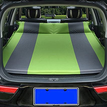 Amazon.com: XULO - Colchón hinchable para coche con almohada ...