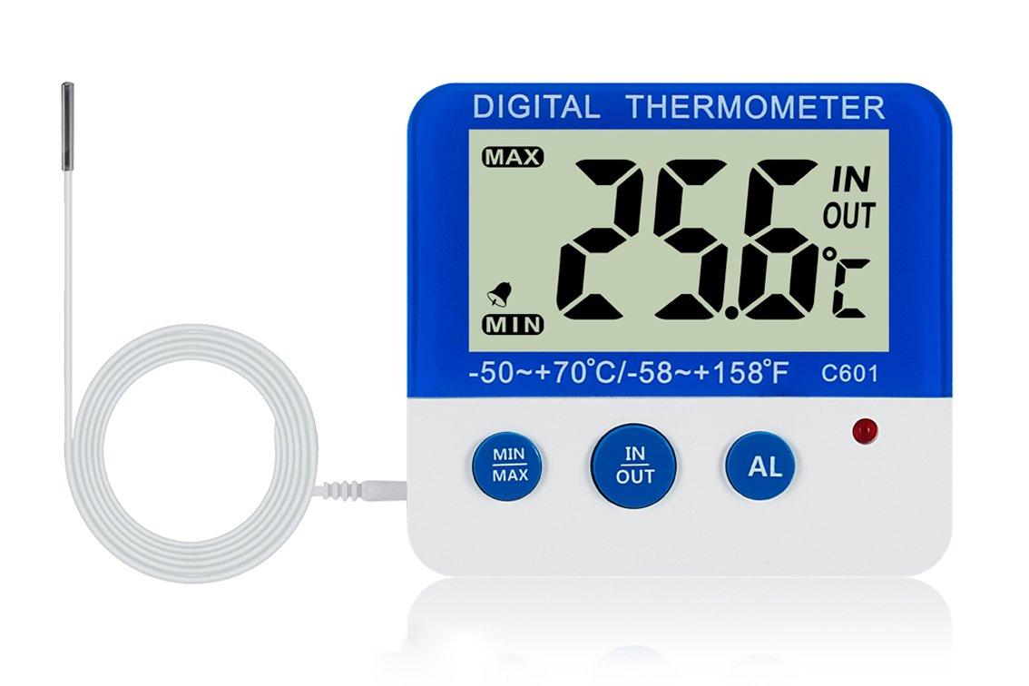 BALDR 室内・室外 デジタル温度計