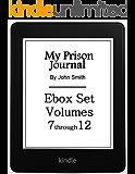 My Prison Journal - Ebox Set (Volumes 7-12)