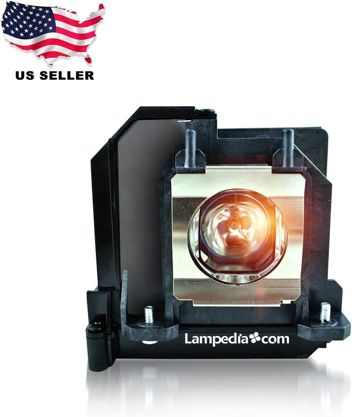 AuraBeam Replacement Lamp for Nec NP20LP with Housing