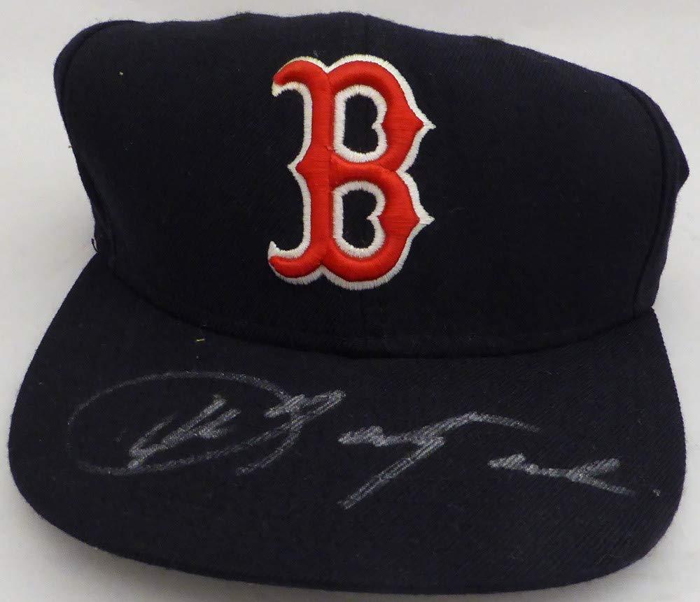 Carl Yastrzemski Signed Auto Boston Red Sox Hat Beckett Certified