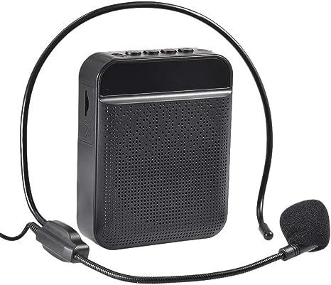 Soporte de micrfono con Cable porttil tairong Amplificador de ...