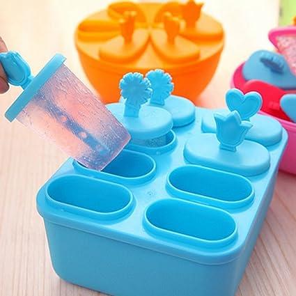 4 G de Kitty DIY Ice Mould de helados Formas Repite se Hielo – Modelo Salud