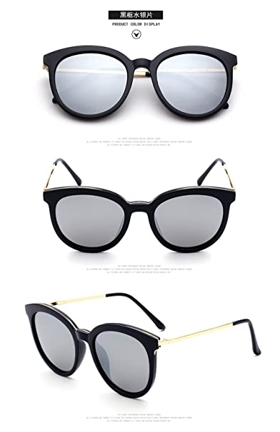 Retro gafas de sol 2018 Gafas Hipster Coreano Retro gafas de ...