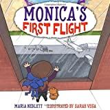 img - for Monica's First Flight book / textbook / text book