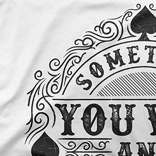 Sometimes You Win And Sometimes You Learn Poker Motivation Femme T-shirt