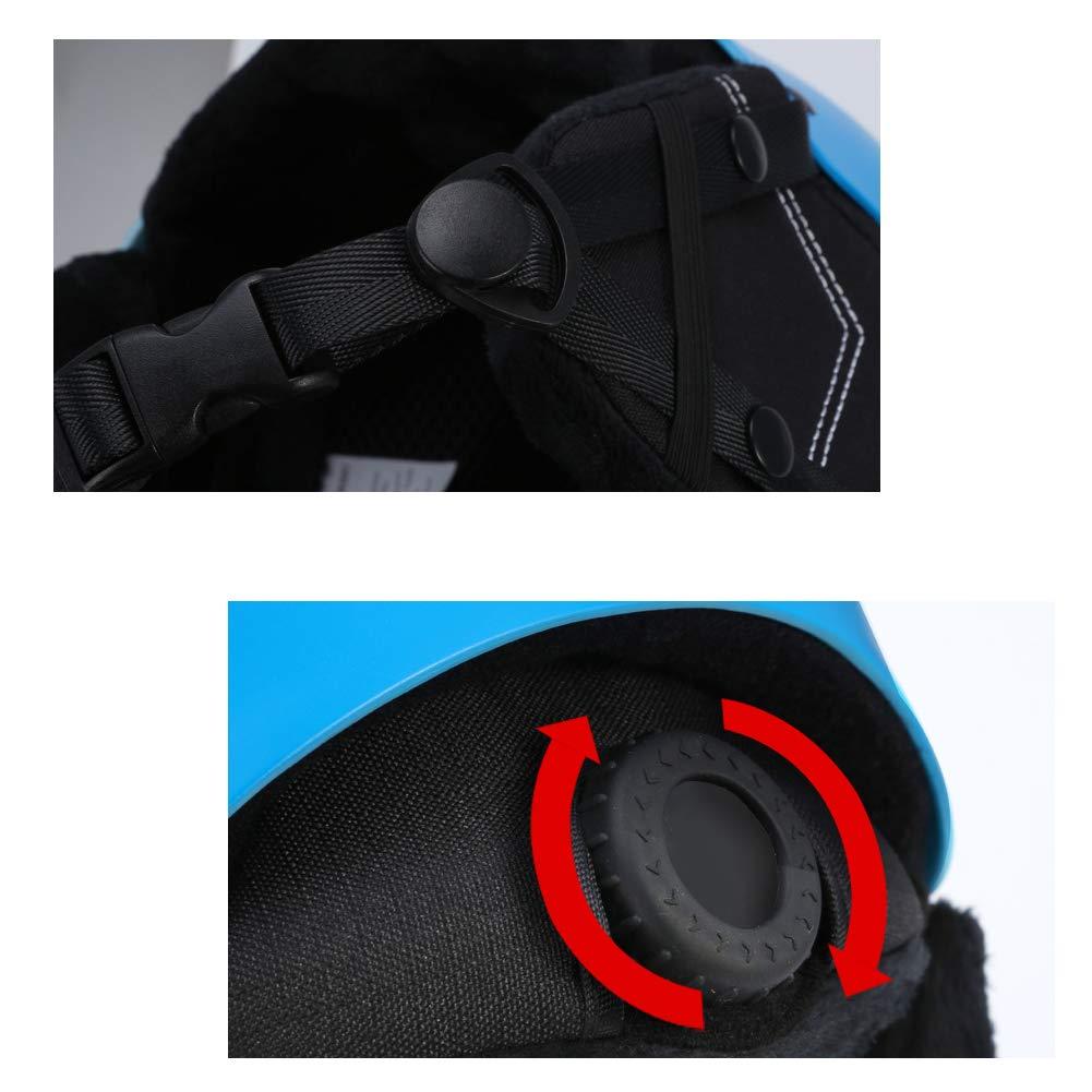 1-1 Winter Ski Helm Erwachsene Draussen Warm Verdicken Belüftung Belüftung Belüftung zum Männer Frau Jugend B07LGKR3PQ Skihelme Wir haben von unseren Kunden Lob erhalten. f84543
