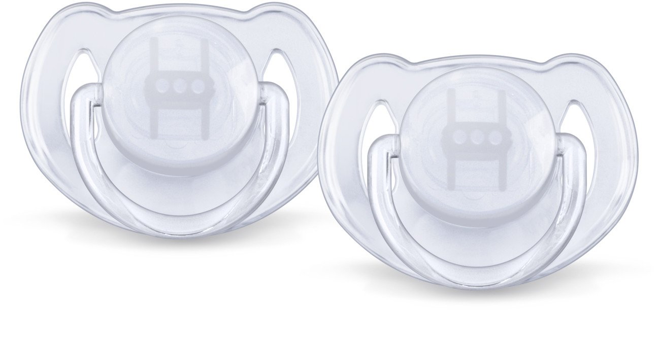 Philips Avent Orthodontic Pacifier, 6-18
