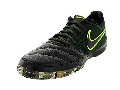nike soccers shoes black