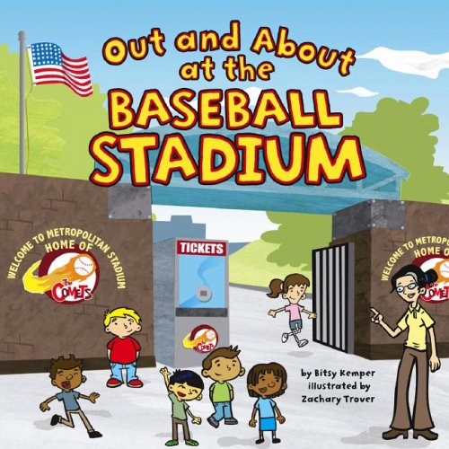 Download Out and About at the Baseball Stadium (Field Trips) pdf
