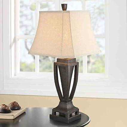 Lámpara de Mesa Nórdica Retro para Hacer La Antigua Simple ...
