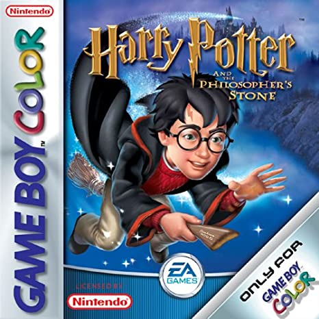 GameBoy Color - Harry Potter: Stein der Weisen / Philosophers ...