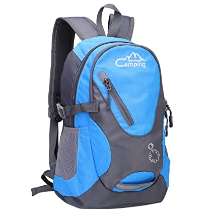 536870dd2f55 Amazon.com: 20L Camping Backpack Survival Backpack for Kids Cycling ...