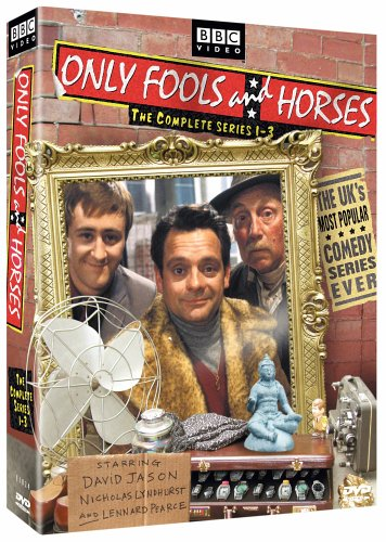 Only Fools and Horses: Complete Series 1-3