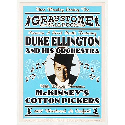 Duke Ellington - Import Poster