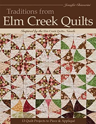book cover of Traditions from Elm Creek Quilts