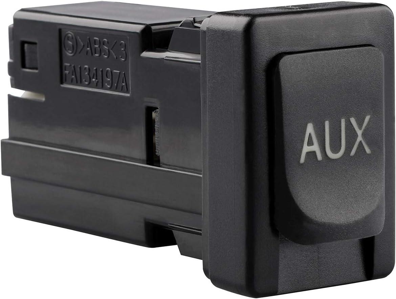 Aux Adapter for Toyota Corolla Tacoma Tundra RAV4 Auxiliary Stereo Adapter Input Jack 86190-02010