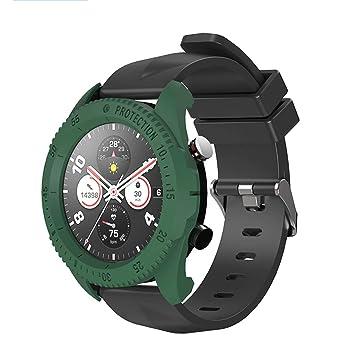 BASSK Smartwatch Proteger Shell Protector Funda para Huawei Watch ...