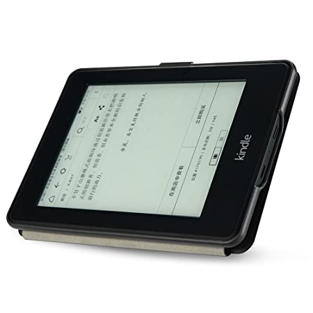 Amazon Kindle Paperwhite 2 3 Funda Case, MOOMMINI PU Cuero Funda ...