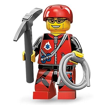 LEGO Minifigures Series 11, Mountain Climber: Toys & Games