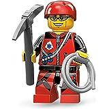 Figure Mini Lego - Serie 11 - Arrampicatore