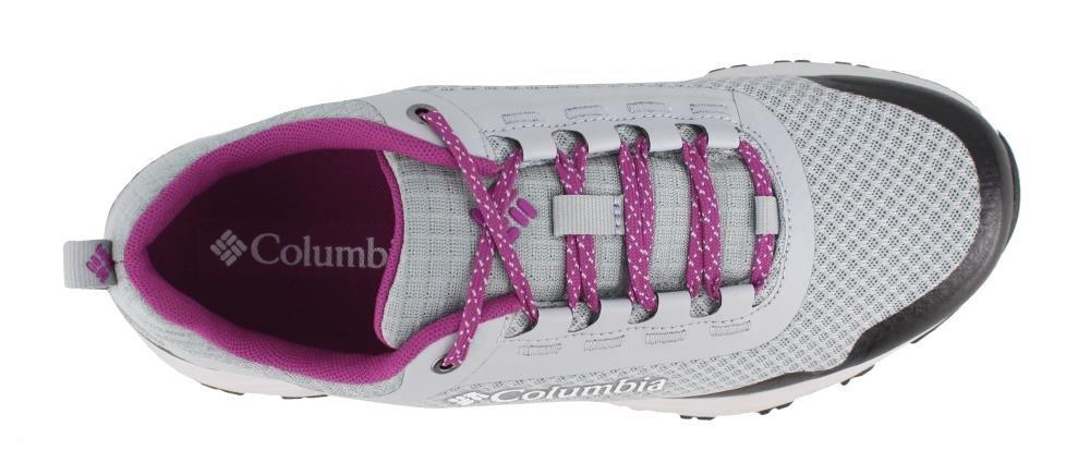 Columbia Women's, Sneakers Irrigon Trail Breeze Hiking Sneakers Women's, B073RP7FPS 10 B(M) US Earl Grey/Intense Violet f8b2a2