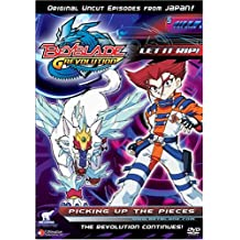 Beyblade G Revolution - Picking Up the Pieces