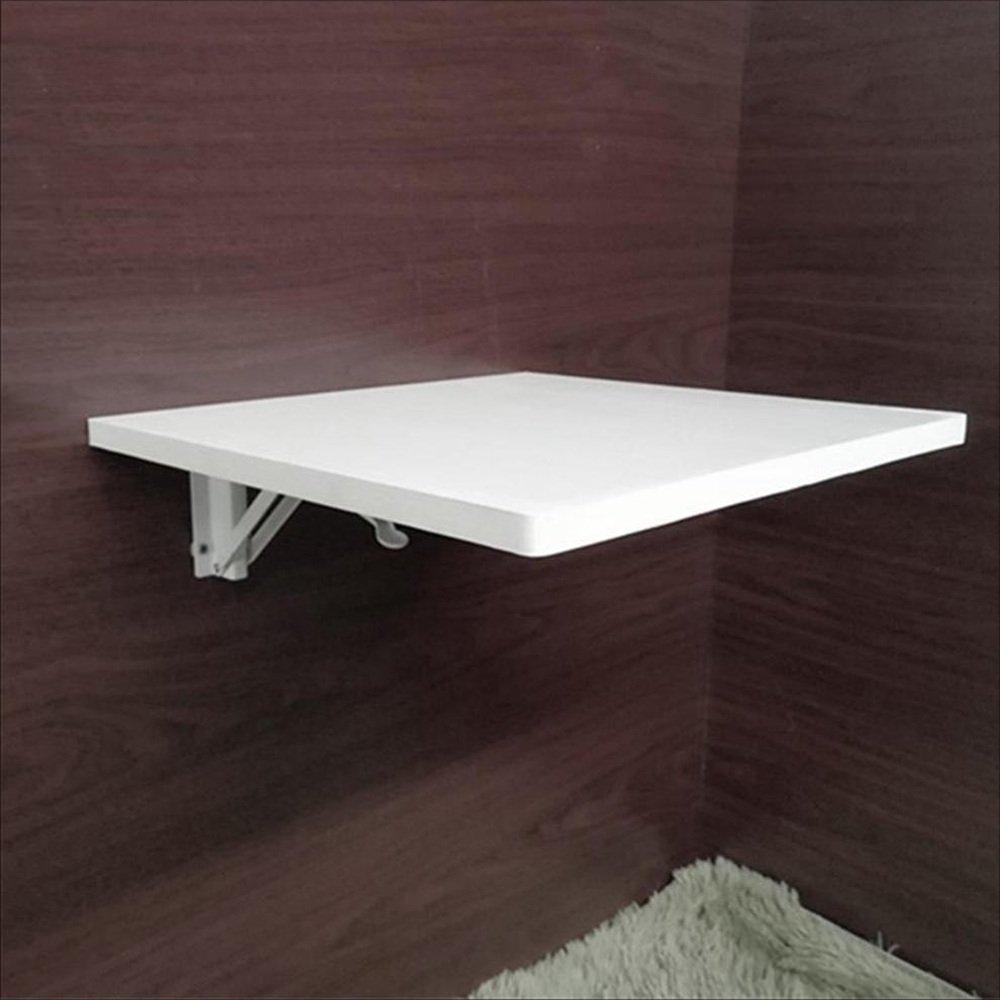 YNN 壁掛け型ドロップリーフ折りたたみテーブル10サイズ (サイズ さいず : 100*50cm) B07DS4CQ8M 100*50cm 100*50cm