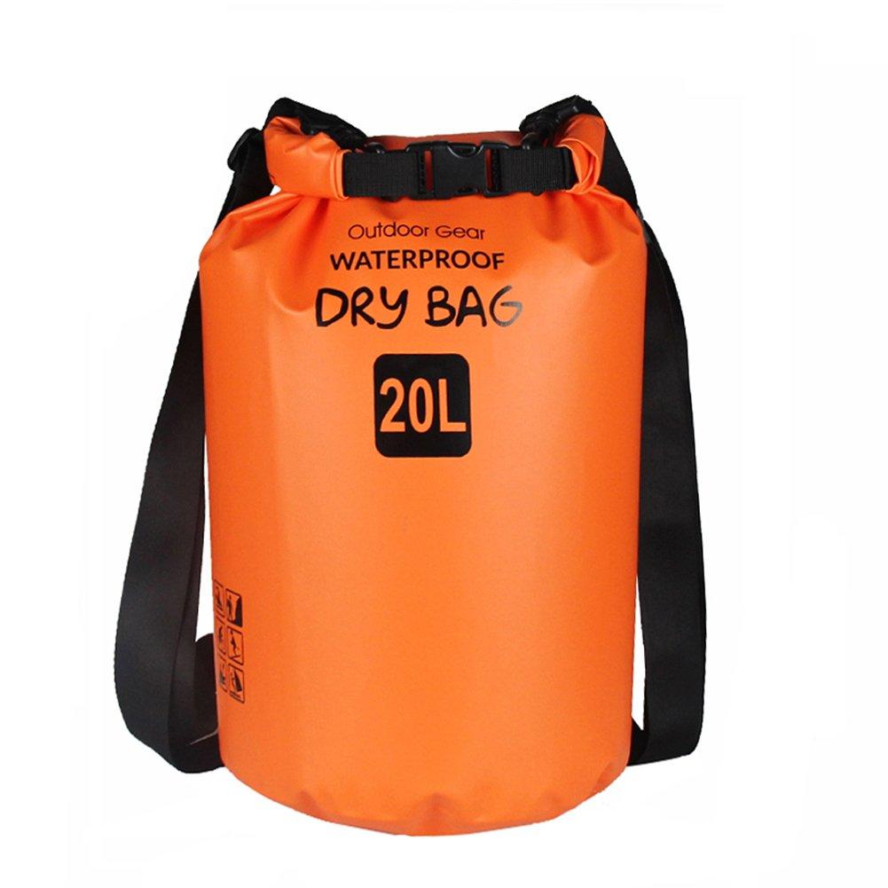 5L//10L//20L//30L wasserdichte Tasche Sack PVC Dry Bag f/ür Kayaking Kanufahren ZhaoCo Wasserdichter Packsack Schwimmen Bootfahrt Kampieren Snowboarding Wassersport Fischen Rafting