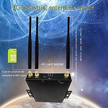 Amazon.com: 2018 nuevo nosotros versión 4 G LTE Router ...