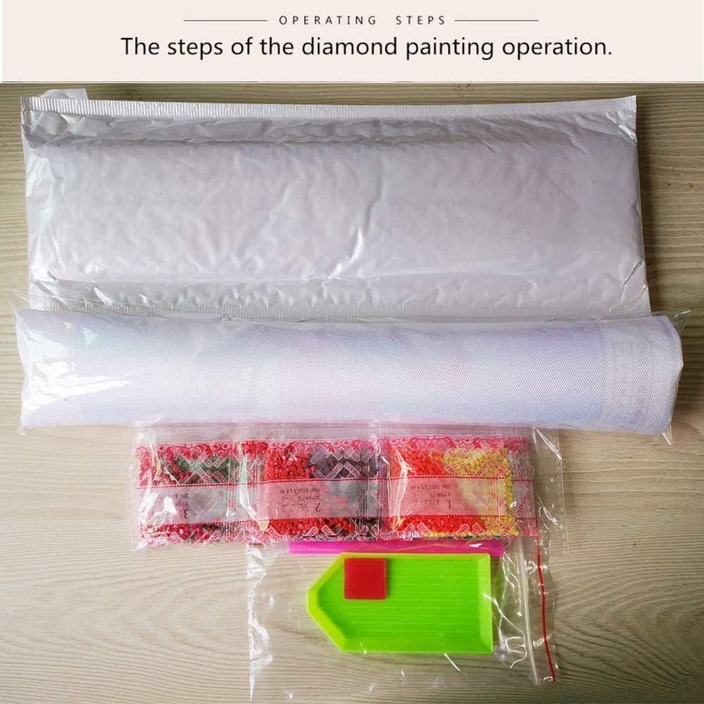 Diamond Painting Complet,Vierge Marie J/ésus/,5D Broderie Diamant,Broderie Artisanal Sur Tissu En Toile Id/éal Pour La D/écoration /À La Maison//Salon//Chambre//Bureau