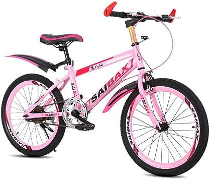 MYMGG Bicicleta Infantil para Niños Y Niñas A Partir De 8 Años Bici ...