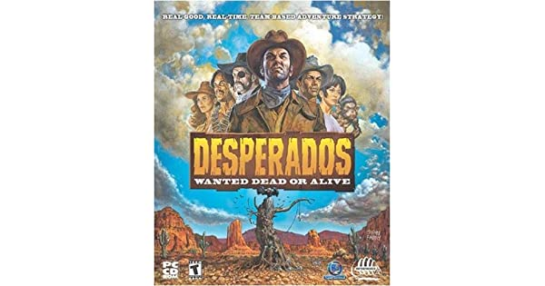 Amazon Com Desperados Wanted Dead Or Alive Video Games