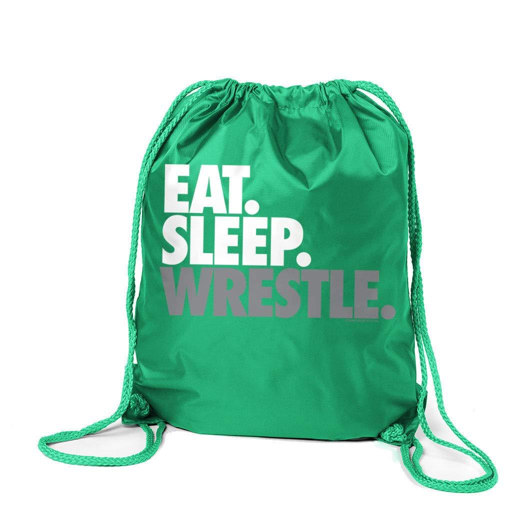 【正規品直輸入】 Eat Sleep ChalkTalkSPORTS Wrestle (区点) シンチサック | | ChalkTalkSPORTS レスリングバッグ Sleep B019ZPDMFU ケリーグリーン ケリーグリーン, ツルガシ:3191d037 --- fenixevent.ee