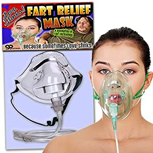 FART RELIEF MASK