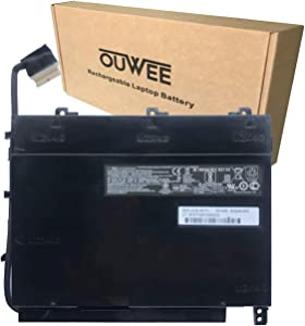 OUWEE PF06XL Laptop Battery Compatible with HP Omen 17-w100 17t-w100 17-w110ng 17-w119tx 17-w120tx 17-w205tx 17-w206tx 17-w295ms Serie HSTNN-DB7M 852801-2C1 853294-855 853294-850 11.55V 95.8Wh 8300mAh