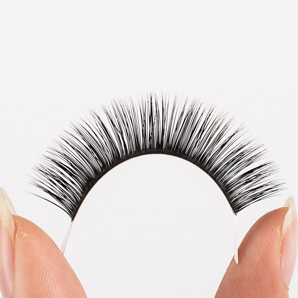 25 Pairs Practice Lashes For Eyelash Extensions Supplies Training