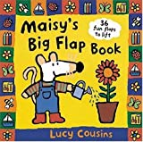 Maisy's Big Flap Book, Lucy Cousins, 0763611891