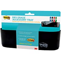 Post-it Instant Whiteboard Film Dry Erase Surface Accessory Tray, (DEFTRAY)