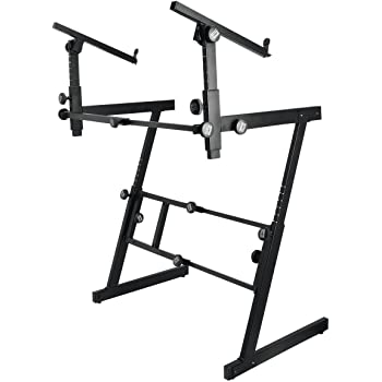 Amazon Com On Stage Ksa7575 Universal Keyboard Stand