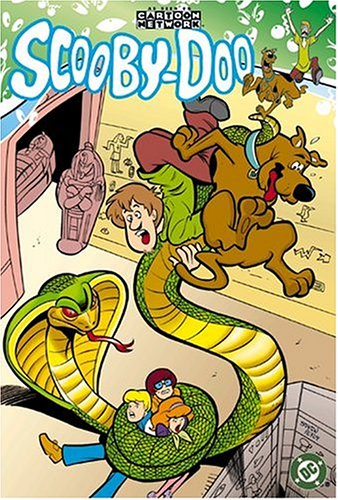 Scooby-Doo VOL 04: The Big Squeeze! (Scooby-Doo (DC Comics))