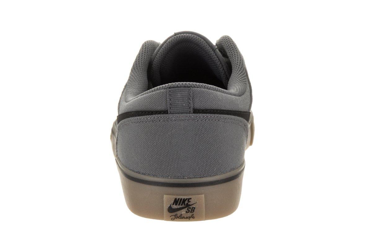 Scarpa a Skate Nike Uomo Portmore II Solar Cnvs Grigio Scuro / Nero 12 Uomo Stati Uniti