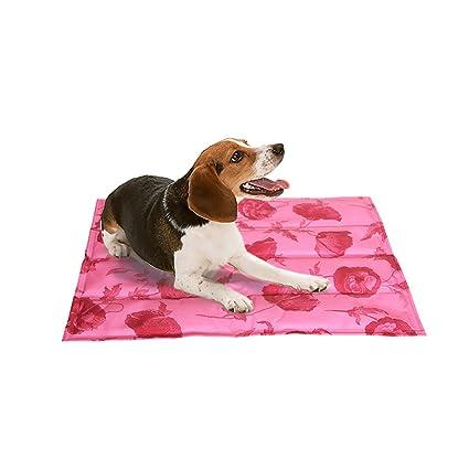 Urijk Alfombra para perros, refrigeración profesional, tamaño grande, alfombra antimosquitos para perros o