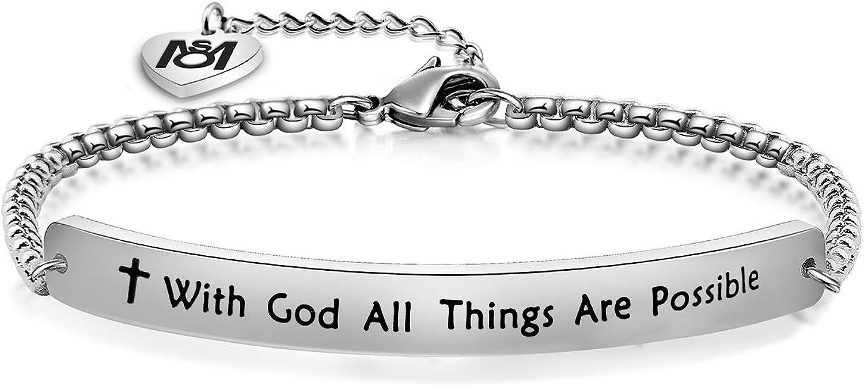 MYOSPARK Religious Jewelry...