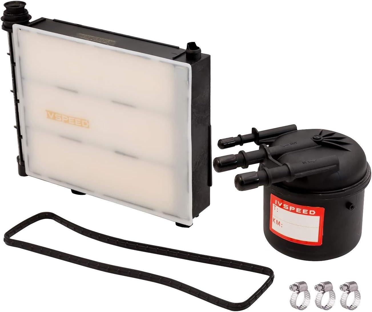 For Ford Powerstroke 6.7 L Diesel 2017 Fuel Water Filter Kit Genuine HC3Z9N184C