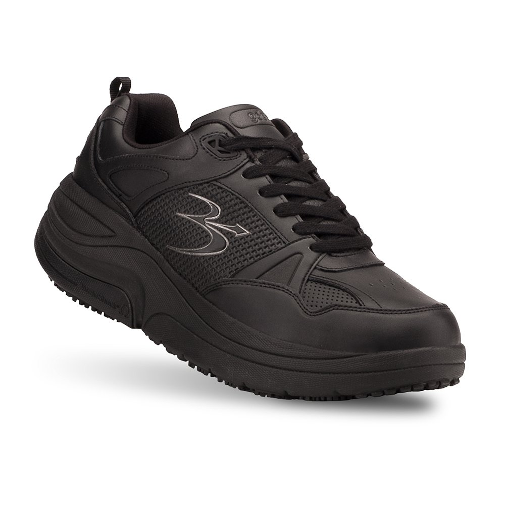 Gravity Defyer Men's G-Defy Iokia Athletic Shoes 13 W US|Black