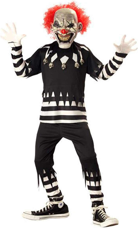 Amazon.com: California Costumes Psycho Clown: Toys & Games