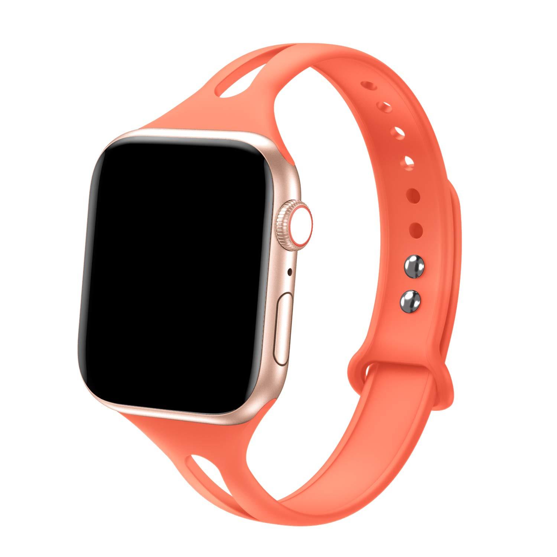 Malla Silicona para Apple Watch (38/40mm) BANDICTION [FLGRC]